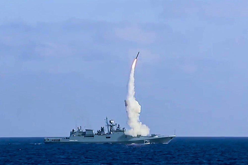 """Наглость без границ: США требуют снять с вооружения ракеты """"Калибр"""