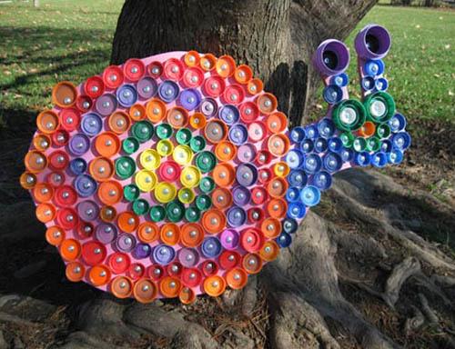 Дача поделки своими руками фото из пластиковых бутылок