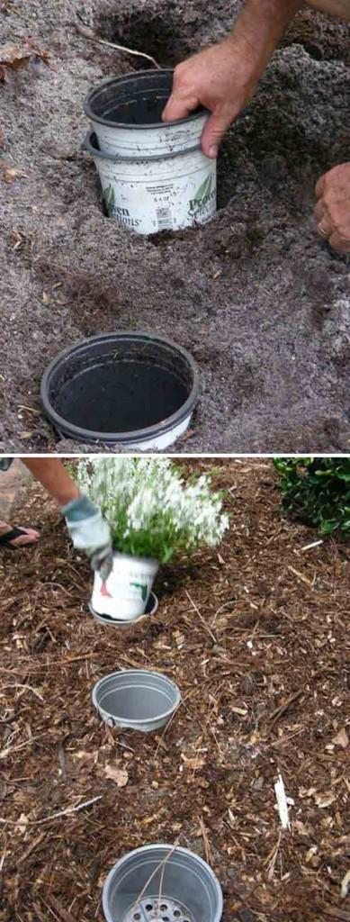 20 простых и дешёвых идей для обустройства садового участка