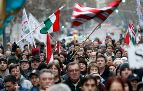 Венгры призывают «забрать» Запорожье в ответ на действия националистов в Киеве