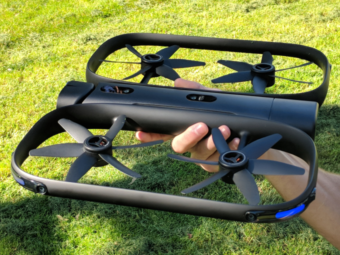 Skydio's $2499 'self-flying' drone knows where you are and where you're going