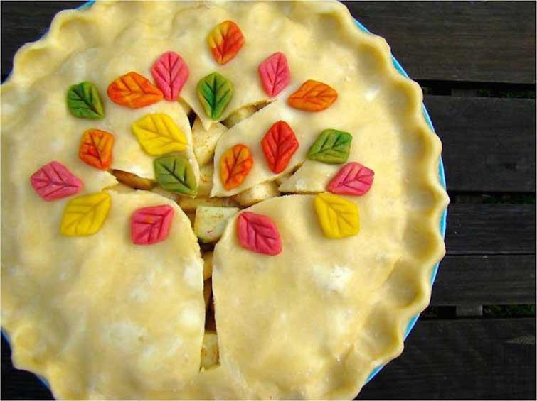 """Пирог """"Цветное дерево"""" выпечка, красивая еда, кулинария, пироги"""