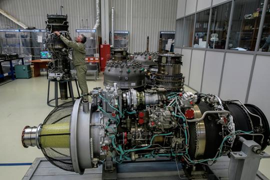 КМПО не будет участвовать в программе производства вертолетного двигателя ВК-2500