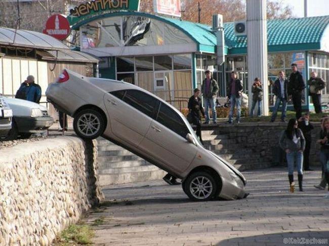 Правильная парковка — это не интересно