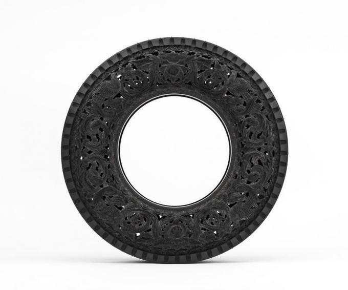 Узорные шины (22 фотографии), photo:17