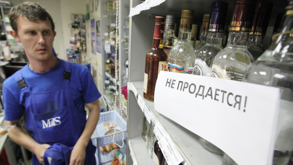 В России воодится сухой закон! Ура товарищи?