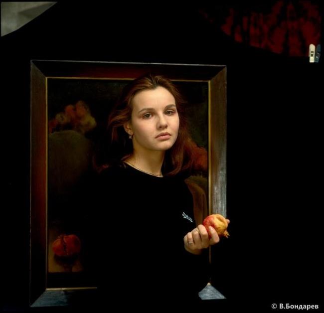 Великолепные фотографии советских актрис от Владимира Бондарева