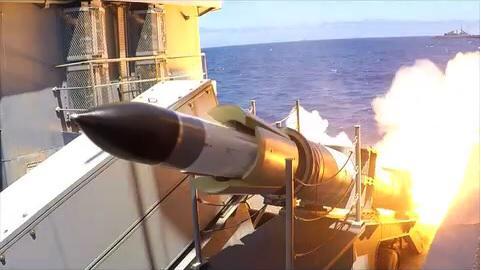 Первое испытание бразильской противокорабельной ракеты MANSUP