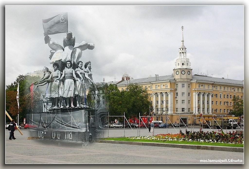 воронеж фото площадь заставы
