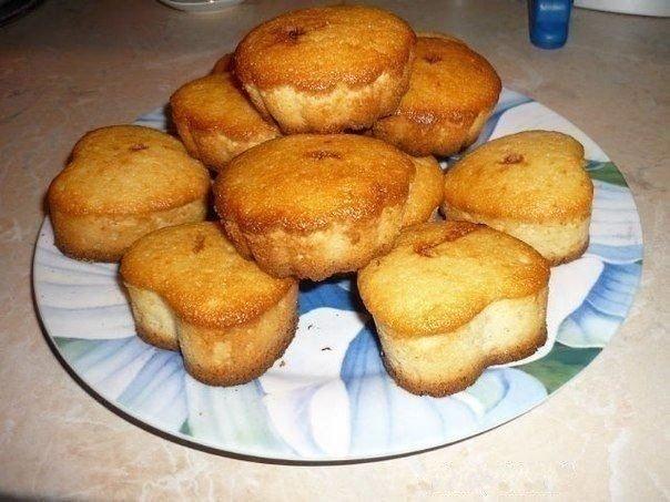 Кекс домашний рецепт с фото кефире