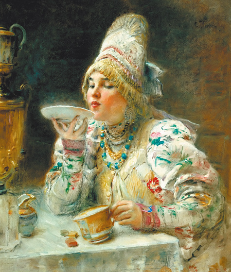 Напитки наших Предков — травяные чаи
