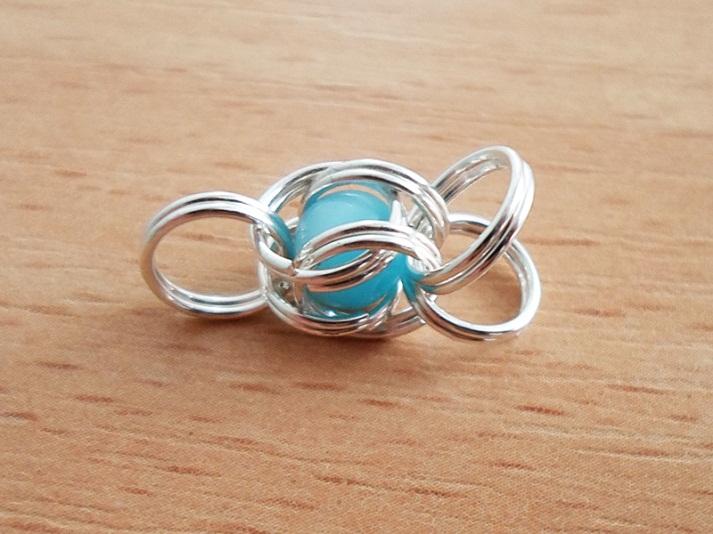 Железное кольцо своими руками