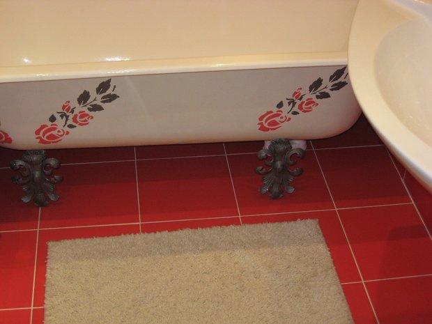 Моя ванная: А моей жене нравится!