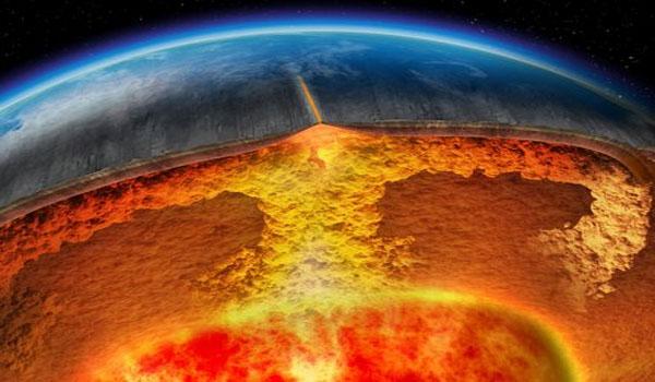 Йеллоустонский супервулкан, взрыв которого принесет гибель цивилизации, начинает просыпаться