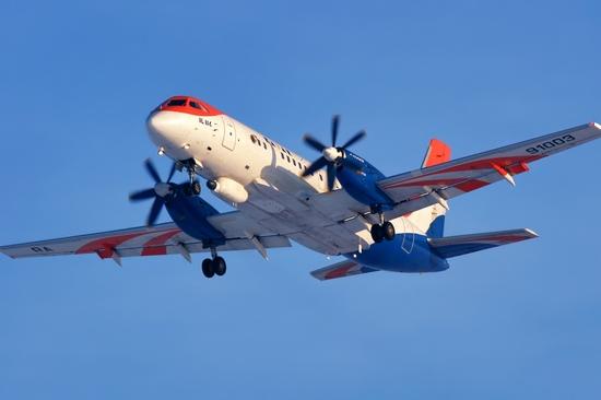 Ил-114-300: названа ориентировочная стоимость будущего самолета