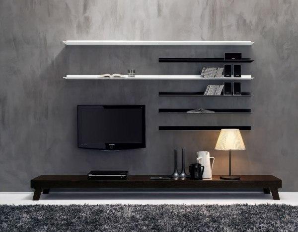 6 способов размещения телеви…