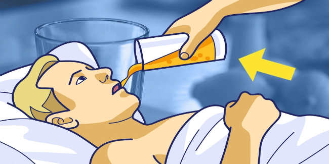 Напиток, который помогает бороться с храпом в ночное время