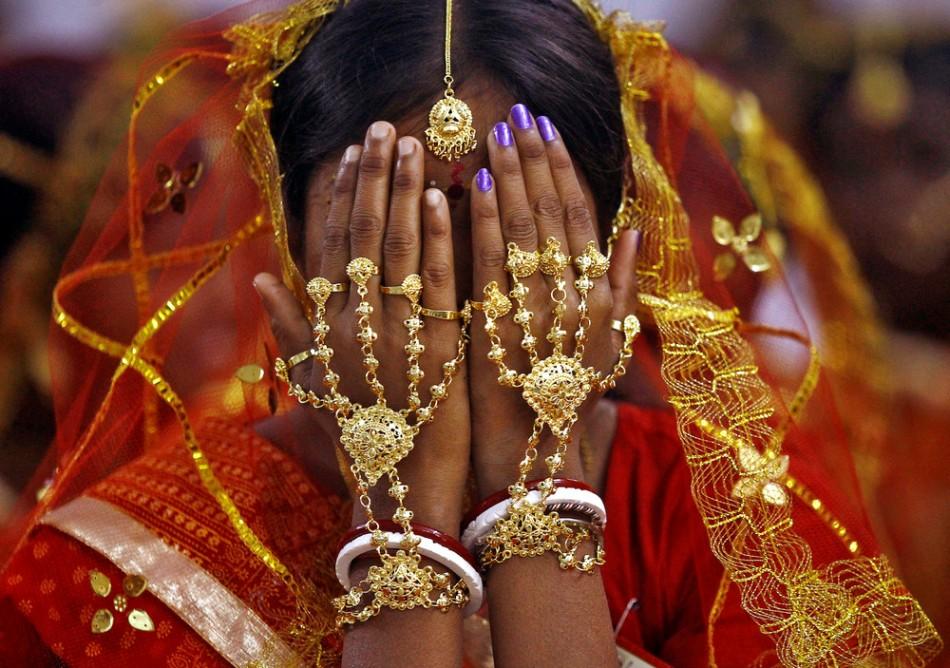 Портреты индийских невест