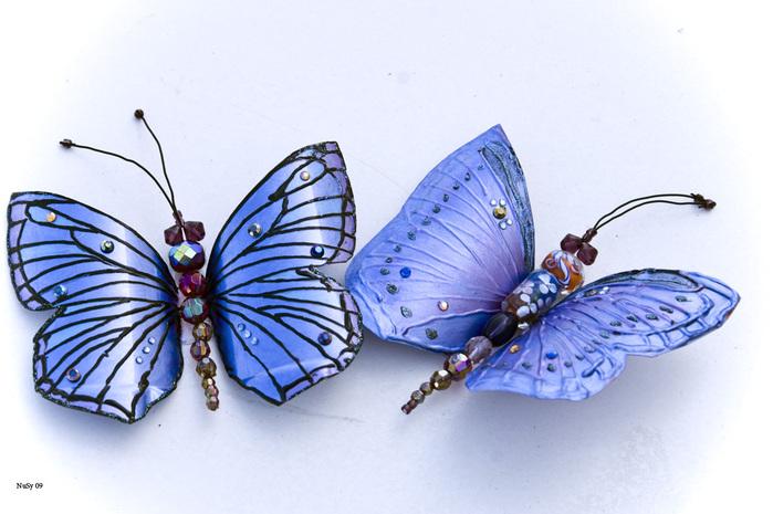 Как сделать своими руками из пластиковых бутылок бабочек