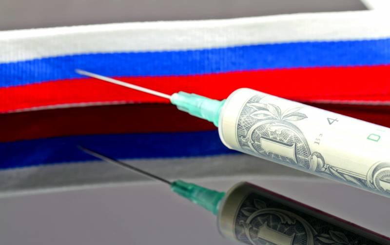Как российская экономика управляется из-за рубежа