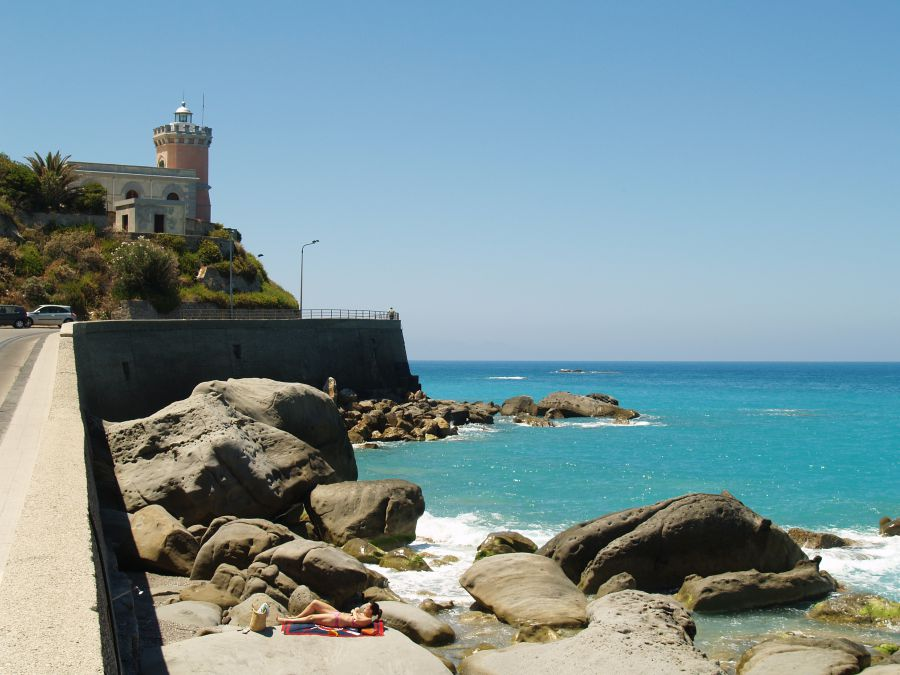 Эоловы острова-Сицилия