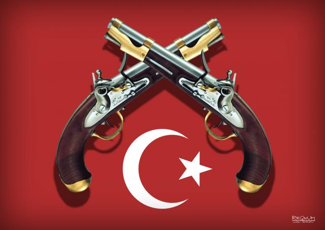 В Анкаре заговорили о «росси…
