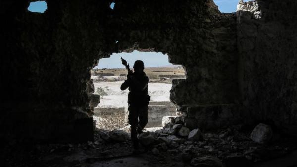 Боевики ИГИЛ убили активистов «Белых касок» и похитили химоружие в Сирии