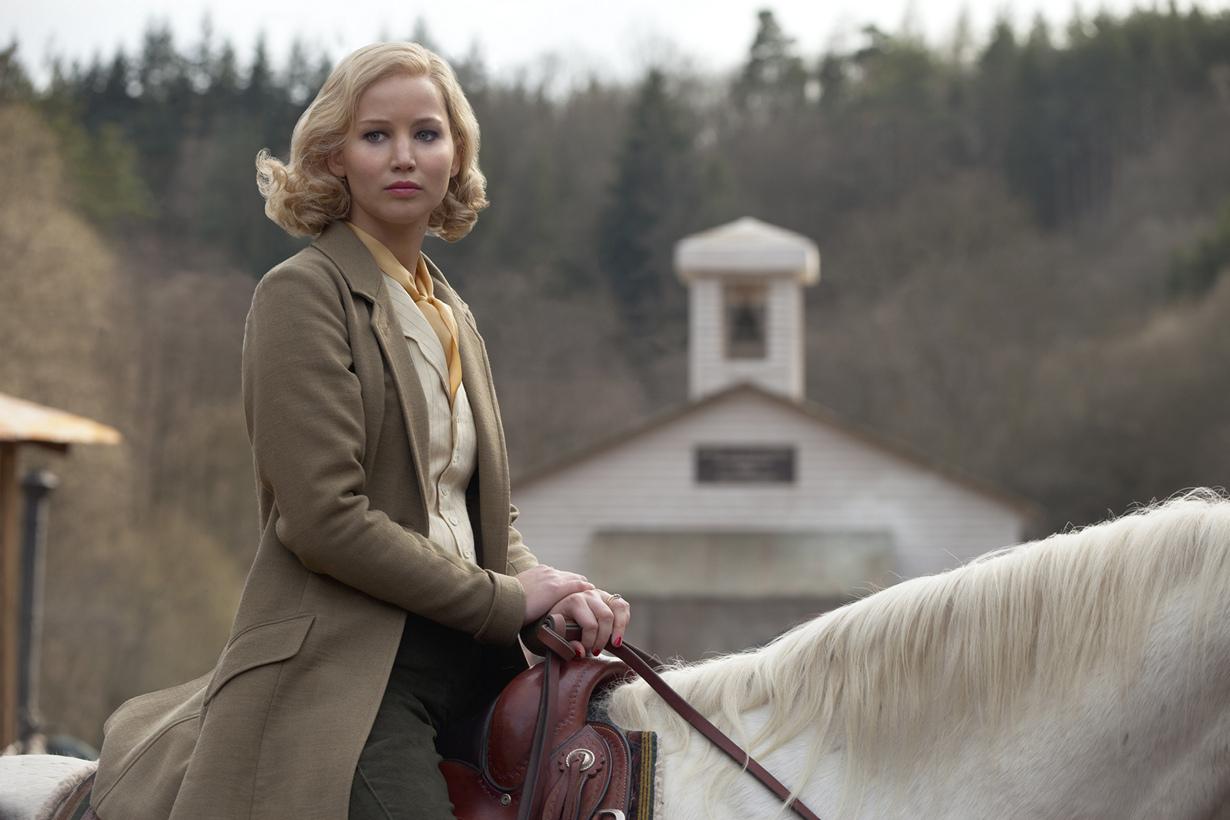 Кадр из фильма «Серена»