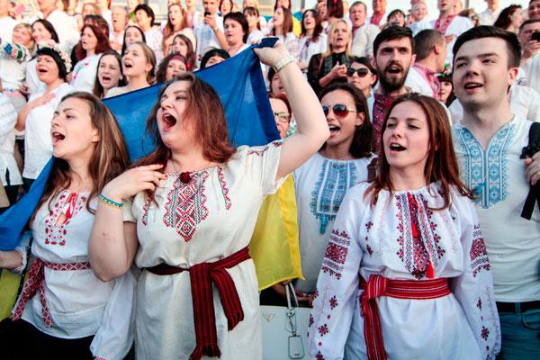 Анатолий Шарий об украинской гордости..