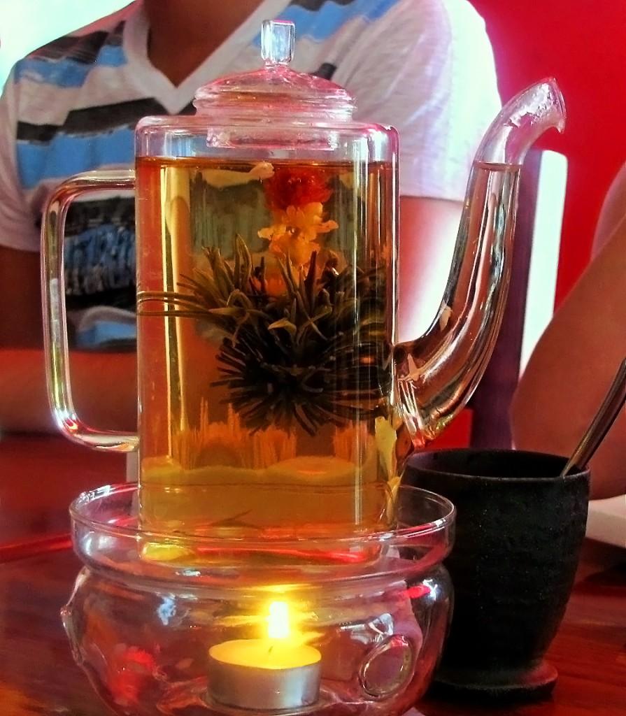 Волшебство связанного (китайского) чая