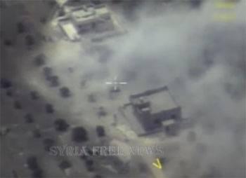 Об авиаударе в провинции Идлиб и боях на севере Хамы