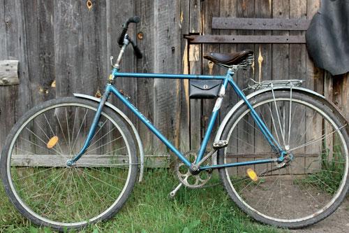 Хороший велосипед для рыбалки