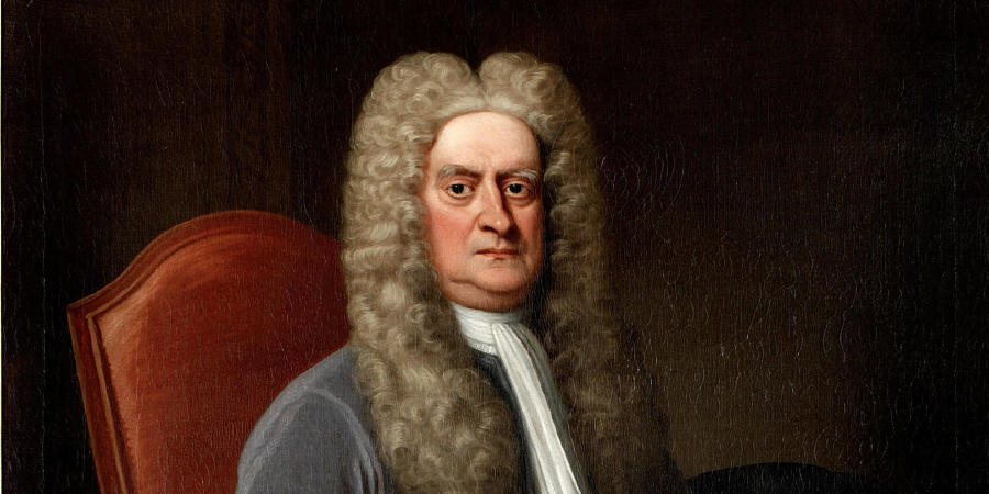 """""""Тайный еврей""""  -  сэр Исаак Ньютон"""