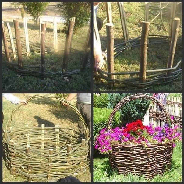 Интересные идеи для дачи и огорода своими руками
