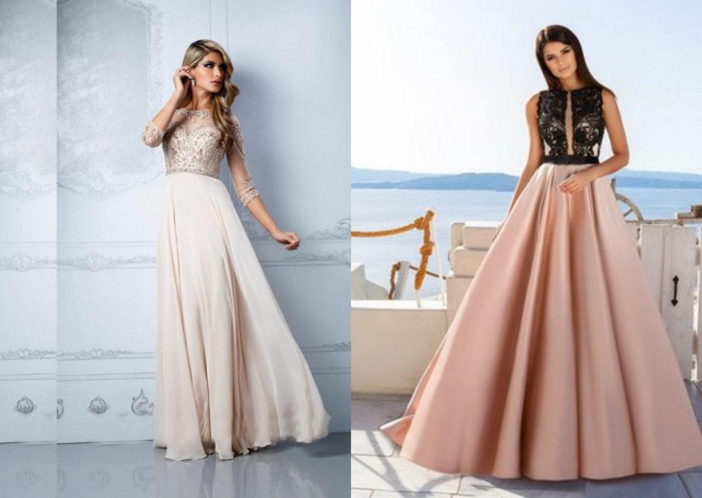 Какие платья будут модными в 2018 году, что одеть для повседневного образа, а что нужно для вечернего