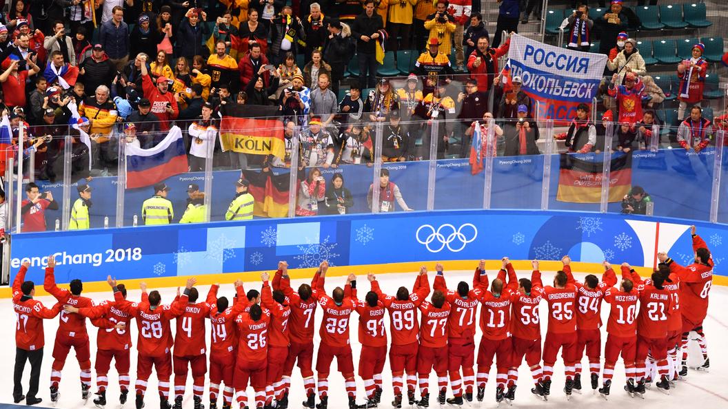 Победа России: Западные и китайские СМИ, наплевав на запреты МОК, присудили победу сборной нашей стране