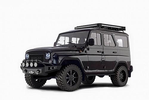 UAZ получит прокачанные модели от тюнинг-ателье из США