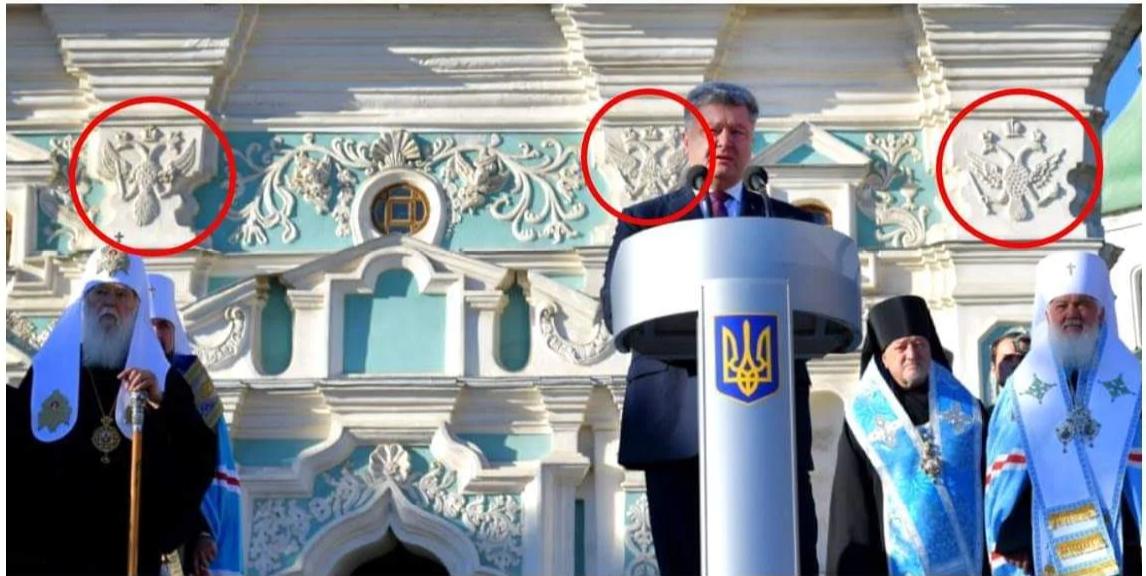 Почему украинскую церковь от…