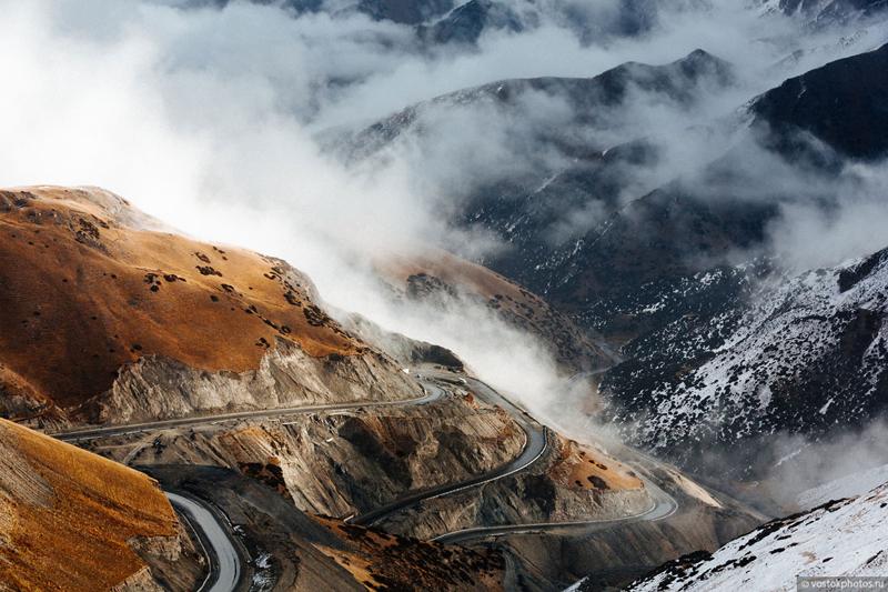Самая красивая дорога. Памирский тракт