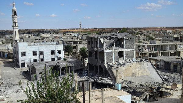 Россия не планирует участвовать в наземных операциях в Сирии