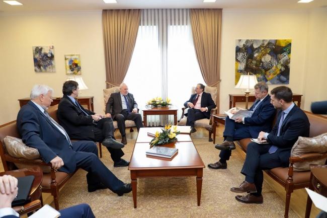 Глава МИД Армении встретился…