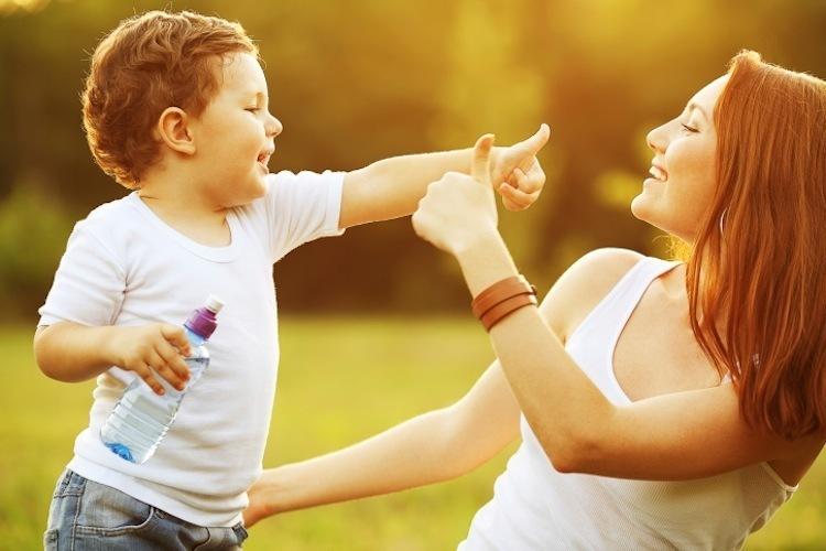 5 языков любви к ребенку