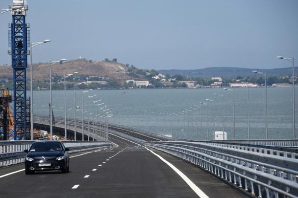 Ротенберг дал гарантии по поводу надежности Крымского моста