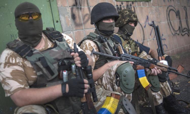 Киев формирует батальон крым…