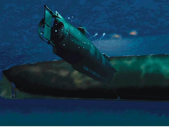 утонул подводная лодка сша