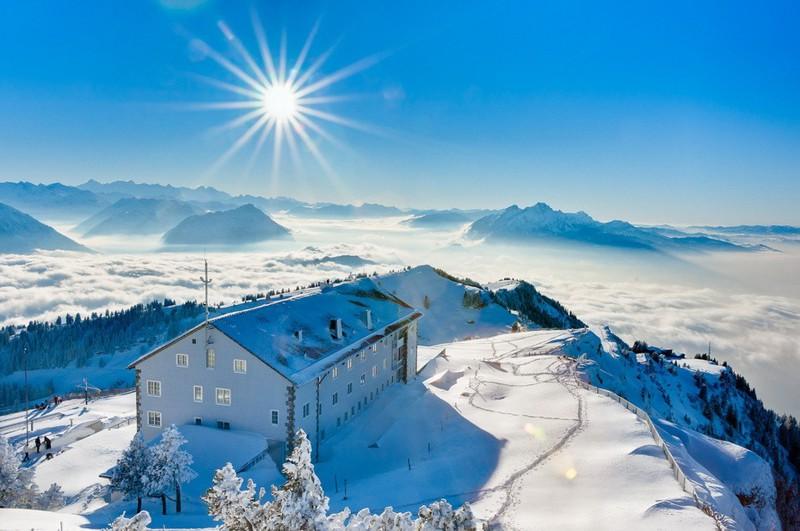 Зимняя красота со всего света