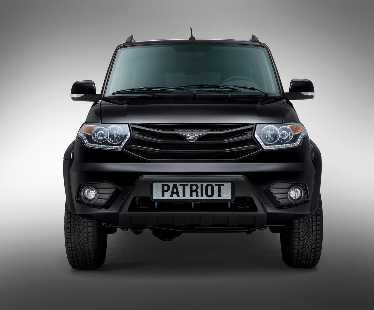 Стартовали продажи нового UAZ Patriot