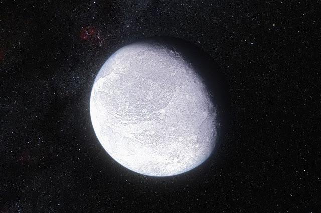За орбитой Нептуна открыт новый крупный объект
