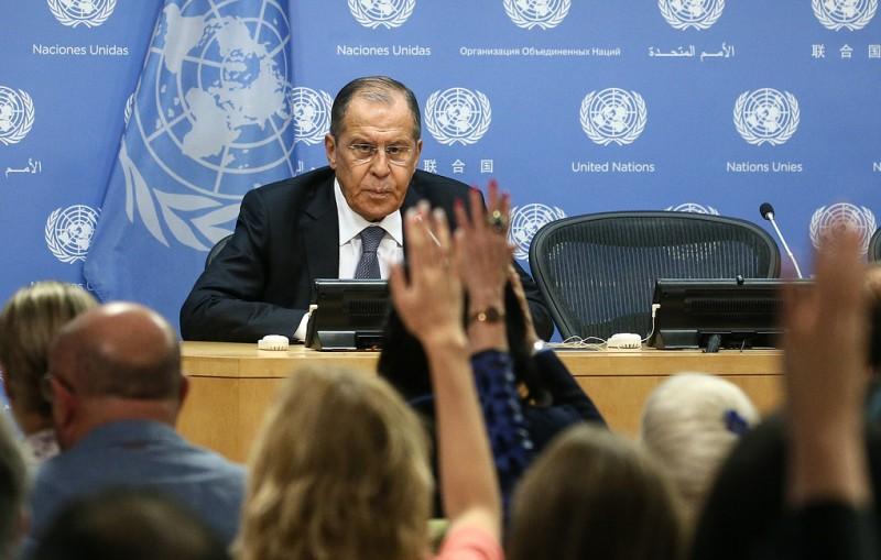 Что говорил Лавров на сессии ООН
