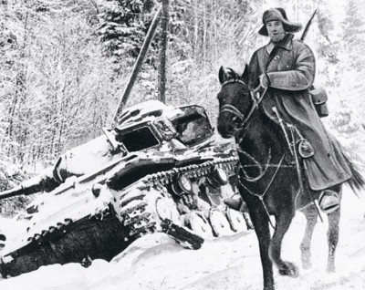 Рассказы ветеранов Великой Отечественной о встрече Нового года во время войны